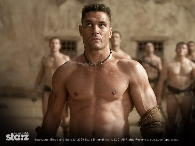 Mega-Review: Spartacus (TV Series) (5/6)